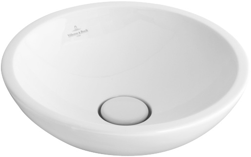 Villeroy & Boch lavabo Fi 430mm Loop & Friends nadgradni